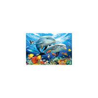 """Пазл """"Дельфины"""", 1500 деталей, Castorland"""