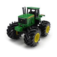 Tрактор с большими колесами и вибрацией, Monster Thread Tomy