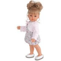 Кукла Белла  в розовом болеро, 45 см, Munecas Antonio Juan