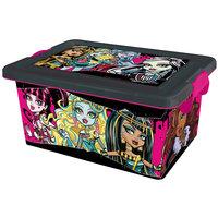 Коробка для хранения, Monster High, 7л Детское время