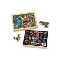"""Магнитная игра """"Динозавры"""", Melissa & Doug"""