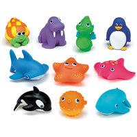 Игрушки для ванной Морские животные от 9мес., Munchkin