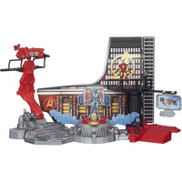 Защитная башня капитана Америки, Мстители, Marvel Heroes Hasbro