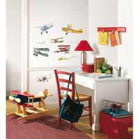 """Наклейки для декора """"Самолеты, исторические модели"""" Room Mates"""