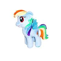 Мягкая игрушка Пони Радуга, со светом и звуком, My little Pony, МУЛЬТИ-ПУЛЬТИ