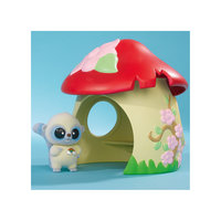 Домик-грибок, Юху и его друзья Simba
