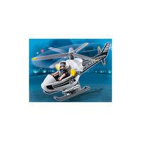 Полицейский вертолет, PLAYMOBIL Playmobil®