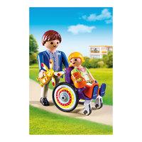 Детская клиника: Ребенок в коляске, PLAYMOBIL Playmobil®