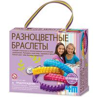 """Набор """"Разноцветные браслеты"""" 4M"""