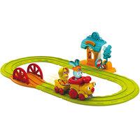 Игровой набор Бани - железная дорога Ouaps
