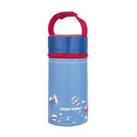 """Термоупаковка  для 1-ой бутылочки """"Мужская коллекция"""", Canpol Babies, голубой/синий"""