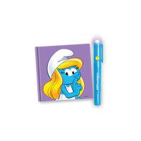 Набор секретный дневник с магической ручкой, Смурфетта Детское время