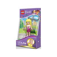 """Брелок-фонарик для ключей """"Стефани"""", LEGO FRIENDS Детское время"""