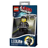 Брелок-фонарик для ключей, LEGO Movie Bad Cop Детское время