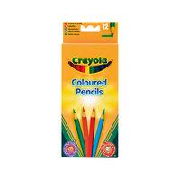 Crayola Цветные карандаши, стандартный набор