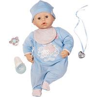 Кукла-мальчик с мимикой, 46 см,  Baby Annabell Zapf Creation