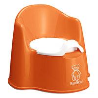 Кресло-горшок, BabyBjorn, оранжевый