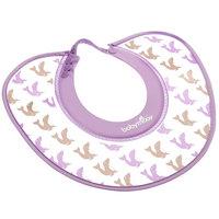 Ободок защитный для мытья головы Морской лев, Babymoov, фиолетовый