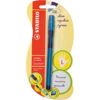 Шариковая ручка для левшей LEFT RIGHT Stabilo