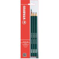 Набор карандашей, 6 шт. Stabilo