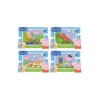 """Мини-пазл """"Свинка Пеппа"""", 54 детали, Origami"""