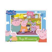 """Пазл """"Магазин игрушек"""", 35 деталей, Свинка Пеппа, Origami"""