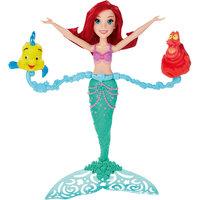 Ариель плавающая в воде, Принцессы Дисней Hasbro
