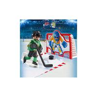 Хоккей: Тренажёр для забивания голов, PLAYMOBIL Playmobil®