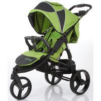 Прогулочная коляска Jogger Cruze, Baby Care, зеленый