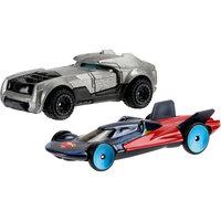 """Машинки """"Бэтмен против Супермена"""", Hot Wheels Mattel"""