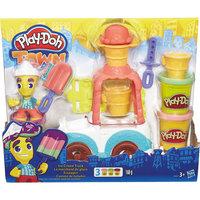 """Игровой набор """"Грузовичок с мороженым"""", Play-Doh Город Hasbro"""
