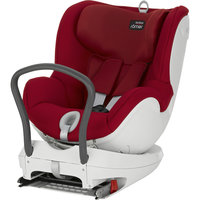 Автокресло DUALFIX. 0-18 кг., Britax Roemer, Flame Red