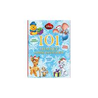 """Книга с заданиями """"101 зимнее приключение"""", Дисней Эгмонт"""