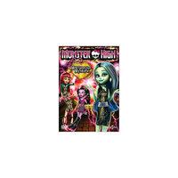 DVD Monster High: Монстрические мутации Новый Диск
