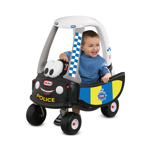 Каталка Полиция, черная, Little Tikes