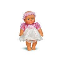 Кукла Малышка 10, пластмассовая, 31 см, Весна