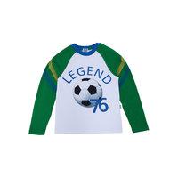 Футболка с длинным рукавом для мальчика Апрель