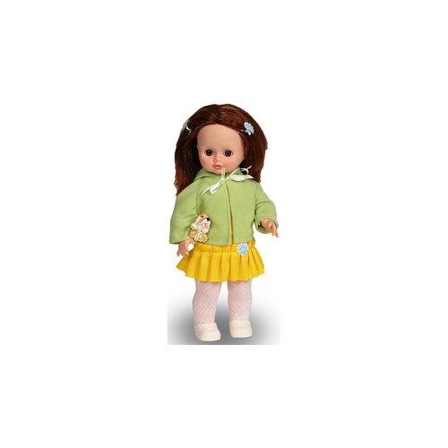 Кукла Анна с собачкой, 43 см, со звуком, Весна