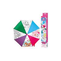 """Зонтик для раскрашивания Принцессы Дисней """"Королевские питомцы"""", Оригами Origami"""