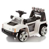 Электромобиль Rover V005, белый,  Jetem