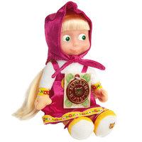 "Мягкая кукла Маша,  22 см., ""Маша и Медведь"", МУЛЬТИ-ПУЛЬТИ"