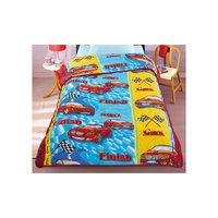 """Двустороннее покрывало-одеяло """"Ралли"""" 140*200см, для детской кроватки Letto"""