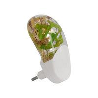 Зеленый ночник с фотоэлементом, 40 Вт Ultra Light