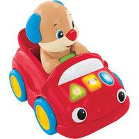Машинка ученого щенка Smart Stages, Fisher-price Mattel