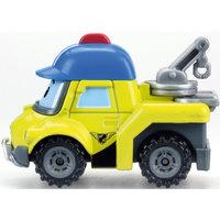 Металлическая машинка Баки, 6см, Робокар поли Silverlit