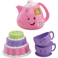 Набор для чаепития с технологией Smart Stages, Fisher-price Mattel