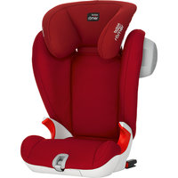 Автокресло KIDFIX SL SICT, 15-36 кг., Britax Roemer, Flame Red