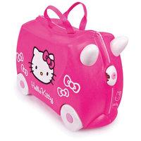 """Чемодан на колесиках """"Hello Kitty"""", розовый Knorrtoys.Com"""