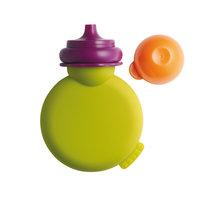 Контейнер для пюре из силикона Babypote, Beaba, зеленый BÉaba