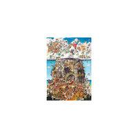 """Пазл """"Рай и Ад"""", 1500 деталей, HEYE"""